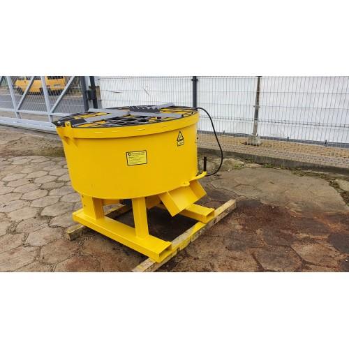 600 Liter Betonmischer Mischer Beton Getreide mit elektrischem Antrieb