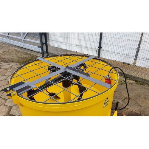 400 Liter  Betonmischer Mischer Beton Getreide  mit elektrischem Antrieb