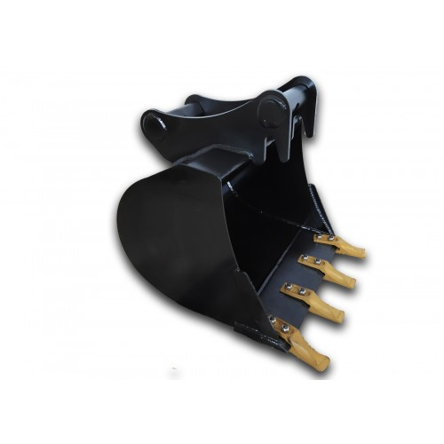 60 cm Tieflöffel für Minibagger 1,9 – 2,5 Tonnen