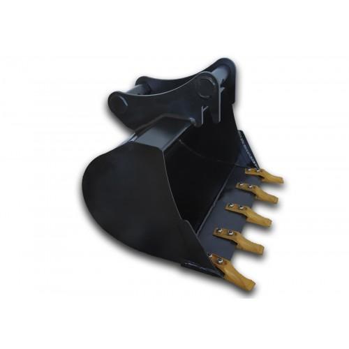 70 cm Tieflöffel für Minibagger 2,6 – 3,5 Tonnen