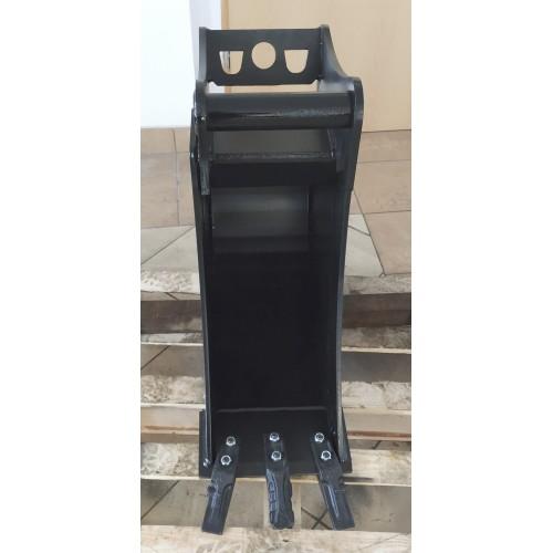 30 cm Tieflöffel für Minibagger 3,6 – 5,5 Tonnen