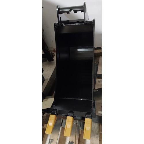 40 cm Tieflöffel für Minibagger 3,6 – 5,5 Tonnen