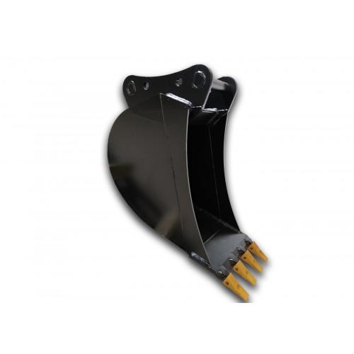 60 cm Tieflöffel für Minibagger 5,6 – 9 Tonnen