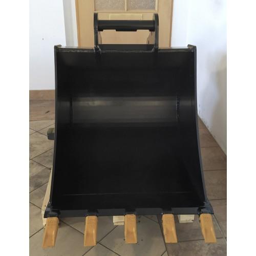 80 cm Tieflöffel für Minibagger 9,1 – 13 Tonnen